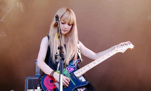 SCANDAL: la guitariste Mami Sasazaki hospitalisée
