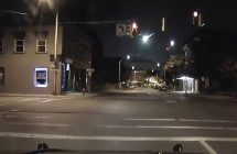 Un gros météorite explose dans le ciel de Burlington