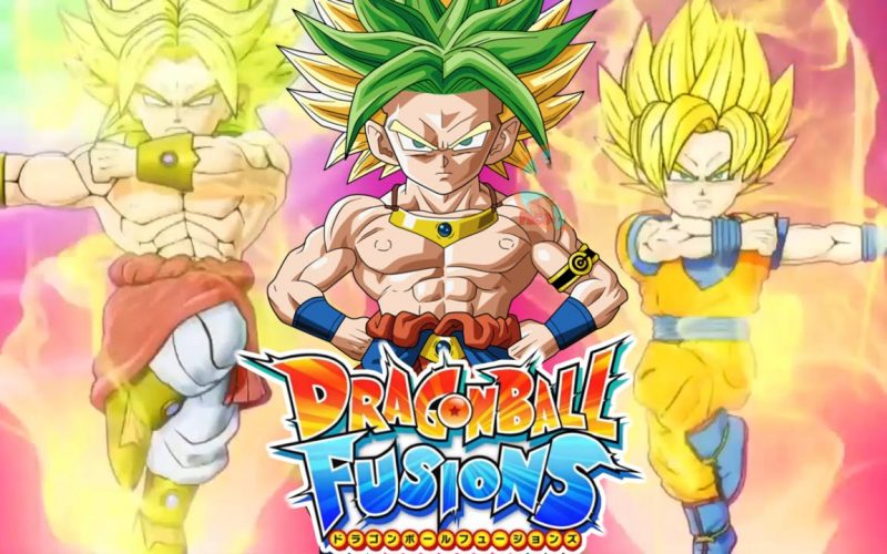 Dragon Ball Fusions: Bandai Namco dévoile une longue vidéo