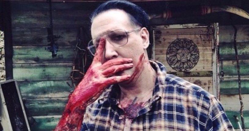 Let Me Make You A Martyr: Marilyn Manson sera à Fantasia 2016