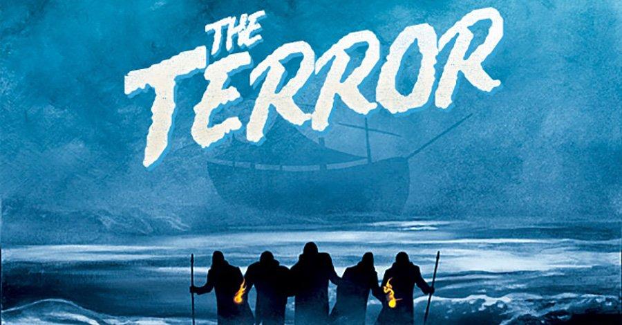 The Terror diffusé dans le monde entier sur AMC Global
