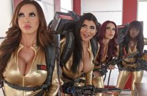 Après Game of Thrones, une parodie porno pour Ghostbusters