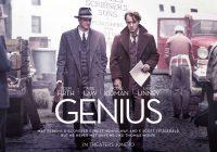 Genius: une adaptation du livre Max Perkins: Editor of Genius