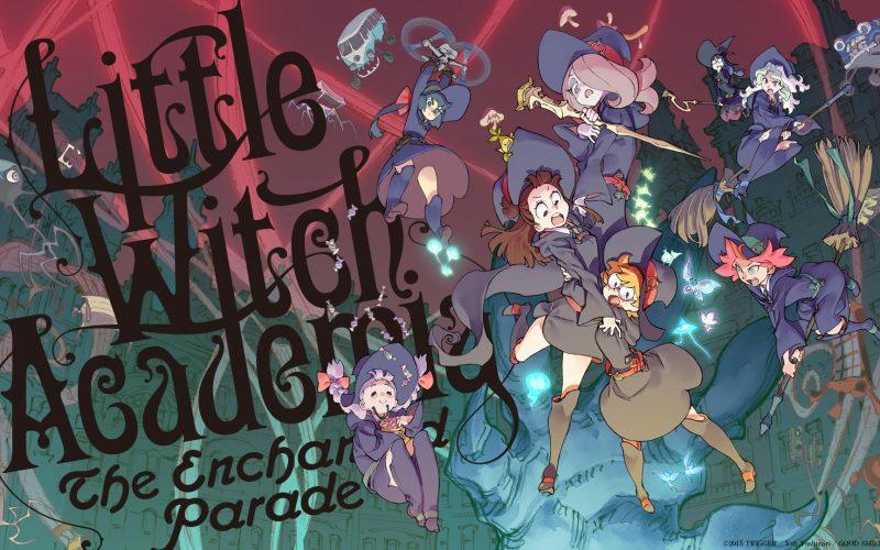 Little Witch Academia: Trigger confirme l'animé télévisé