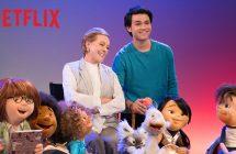 Julie's Greenroom: la série de Julie Andrews sur Netflix