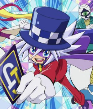 Une 4e saison pour Kaitô Joker
