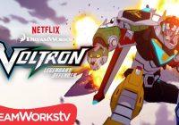 Voltron – Le Défenseur légendaire arrive sur Netflix en juin