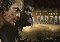 The Legend of Tarzan: un nouveau trailer IMAX