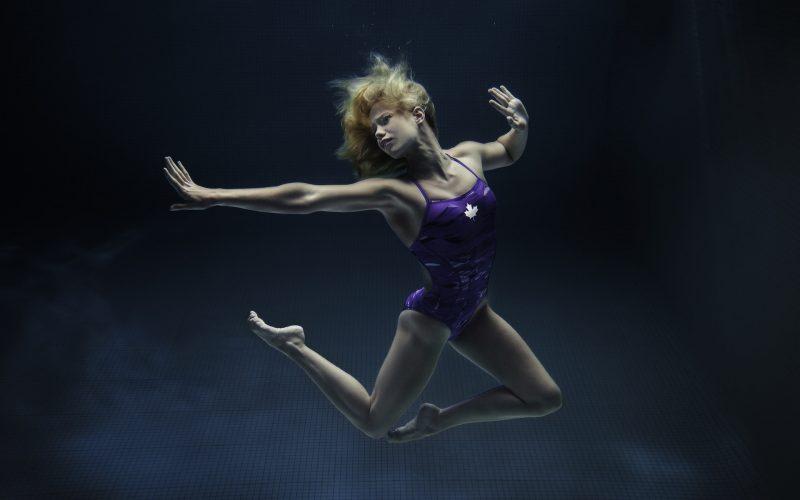 Parfaites: la nage synchronisée sous un nouvel angle