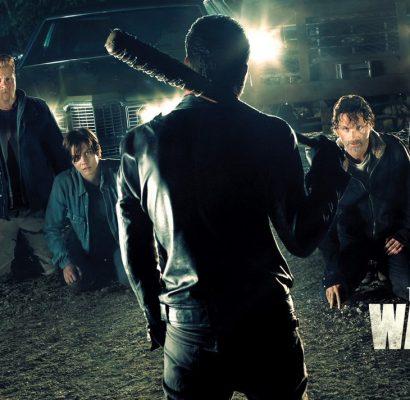 The Walking Dead saison 7: la bande-annonce stressante du Comic Con