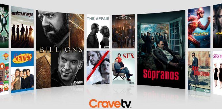 CraveTV: le Netflix canadien maintenant disponible sur Xbox One