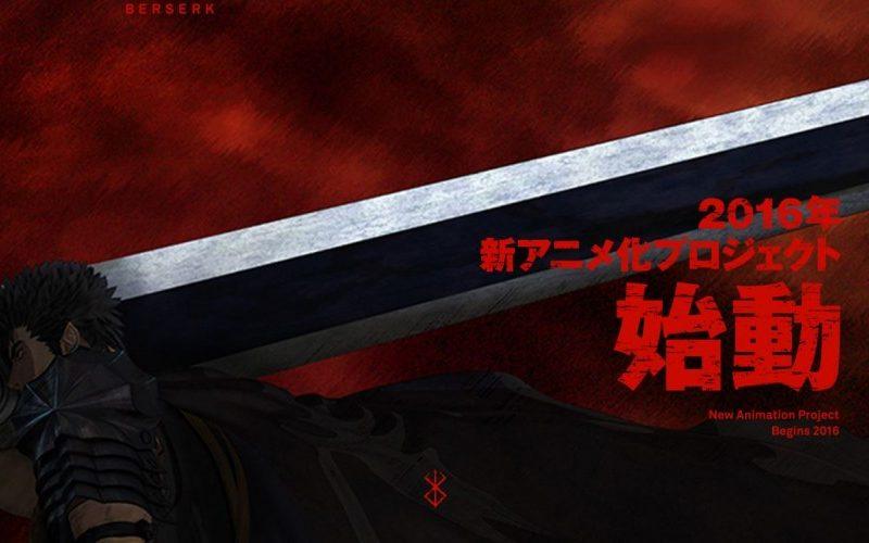 Berserk: la nouvelle série en simulcast cet été sur Crunchyroll