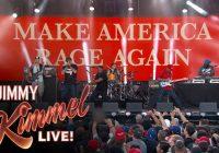 Prophets Of Rage: performance au Jimmy Kimmel Live