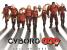 Cyborg 009 : Call of Justice: la nouvelle trilogie en image