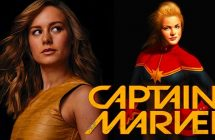 Brie Larson est officiellement Captain Marvel