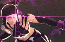 Street Fighter V:  Juri arrive fin juillet! (vidéo)