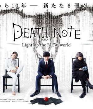 Death Note Light up the NEW world: un nouveau teaser