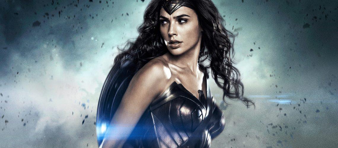 Wonder Woman:  Gal Gadot sublime dans la première bande-annonce