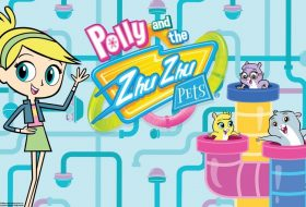 Disney Channel va diffuser Polly & the ZhuZhu Pets