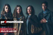 Prémonitions: un nouveau thriller québécois sur addiktv