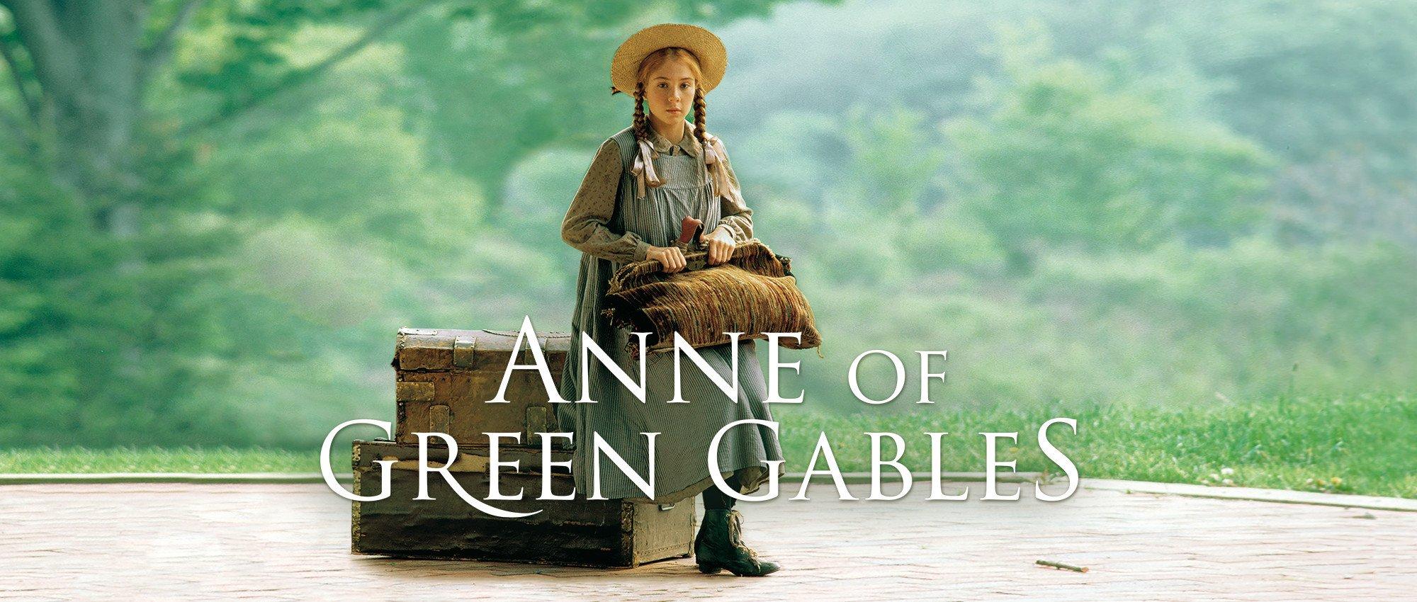 Anne of green gables netflix et cbc pr parent une adaptation for Anne la maison au pignon vert film