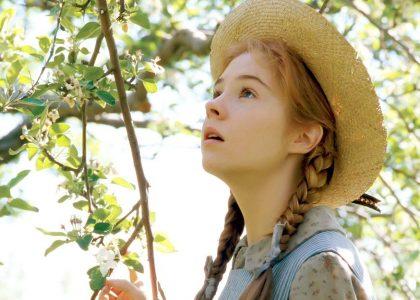 Anne, la maison au pignons vert