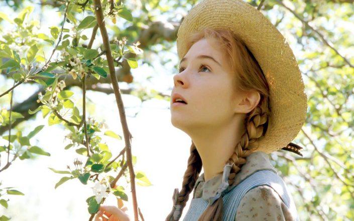 Anne of green gables netflix et cbc pr parent une adaptation for Anne la maison aux pignons verts episodes
