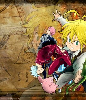 Seven Deadly Sins -Signs of Holy War-: un nouveau trailer