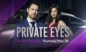 Private Eyes: une saison 2 pour la série de Jason Priestley