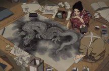 Miss Hokusai: la bande-annonce américaine