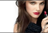 Natalie Portman et sa campagne Rouge Dior