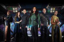 Syfy renouvelle les séries Dark Matter et Killjoys