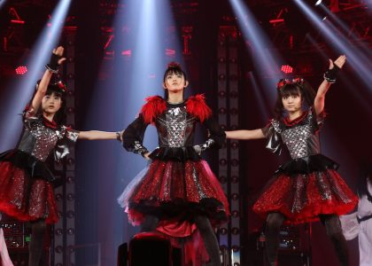 Doomsday at Tokyo Dome: BABYMETAL Legend Metal Resistance RED NIGHT/BLACK NIGHT