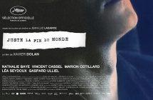 Juste la fin du monde – Critique du sixième film de Xavier Dolan