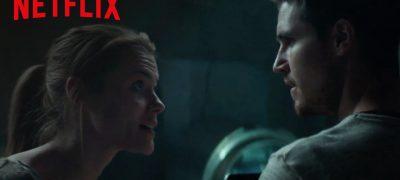 Une nouvelle bande-annonce pour le film ARQ de Netflix