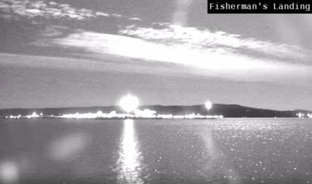 Un énorme météorite s'écrase près de Gladstone, en Australie