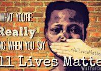 Gauchedroitistan 31/10/16 : Black Lives Matter, drama à l'ADISQ et CETA