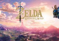 The Legend of Zelda: Breath of the Wild: Quatre nouvelles vidéos
