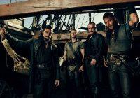 Black Sails saison 4: Starz dévoile la date de retour et une affiche