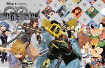 Kingdom Hearts HD I.5 et II.5 Remix arrivent sur PS4