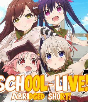 School-Live! : Un événement spécial Halloween au Japon