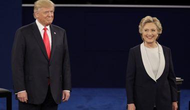 Donald Trump vs Hillary Clinton : qui a gagné le second débat?
