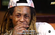 Nightline: Lil Wayne questionné à propos de Black Lives Matter