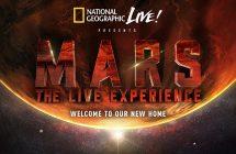 MARS: L'humain colonise la Planète Rouge sur National Geographic