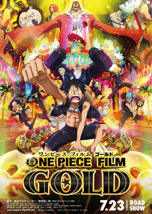 One Piece Gold [Pas de spoiler] One_Piece_Film_Gold_Road_Show_Promo