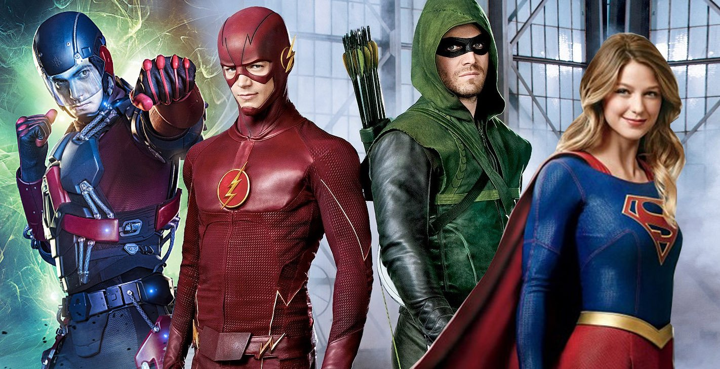 Rencontre arrow flash
