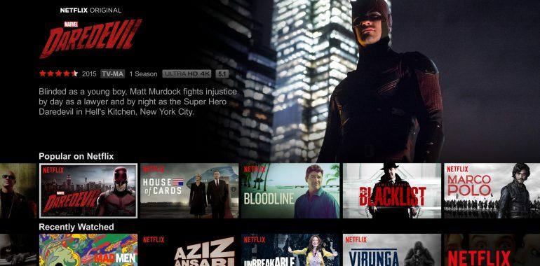 Netflix: des aperçus vidéo pour une sélection plus rapide sur TV