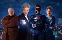Doctor Who: Space va diffuser The Return of Doctor Mysterio