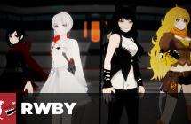 RWBY: le volume 5 sera lancé à l'automne 2017