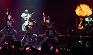 Inside BABYMETAL – Metal Resistance: J-One diffuse le documentaire